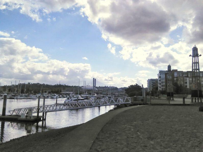 Thea Foss waterway, Tacoma. Photo: Shawn Granton