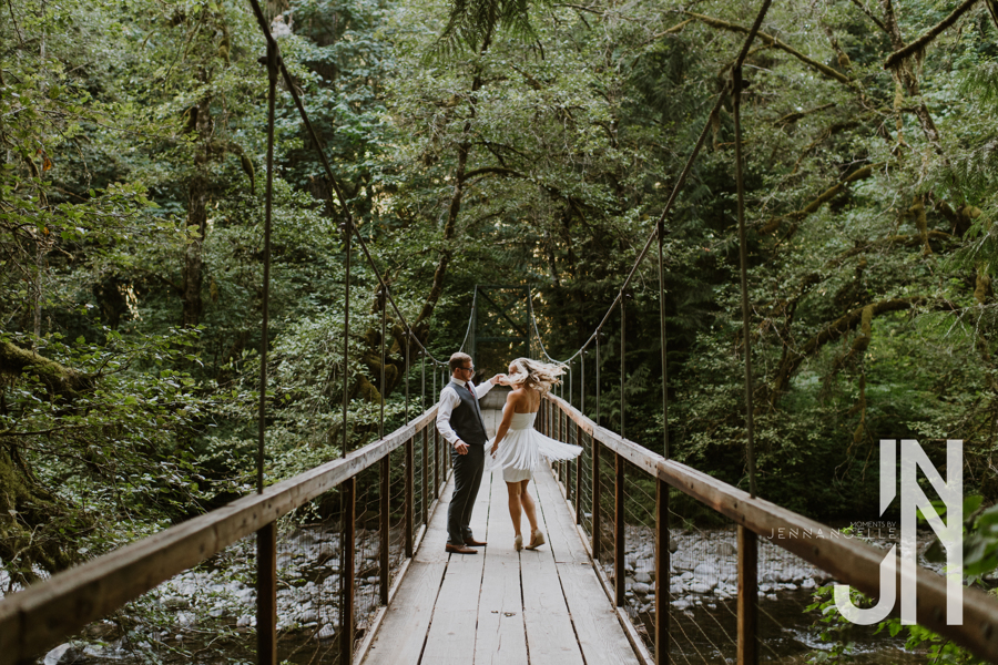 oregon destination wedding planner