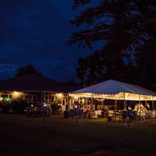 Tented Wedding in the Columbia River Gorge