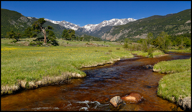 Rocky Mountain National Park Page