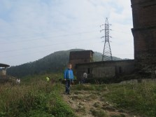 Exploring French forts