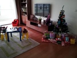 Santa's leavings