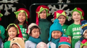 So proud of my little Elf