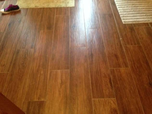 laminate floor remodel