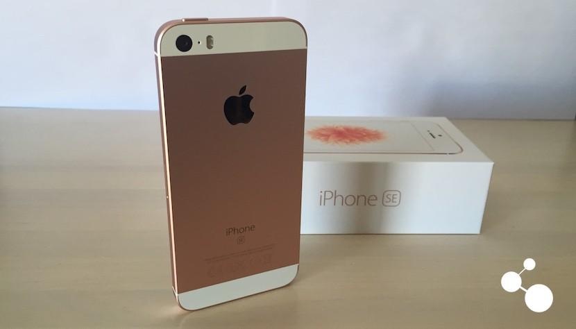Perfil del iPhone SE
