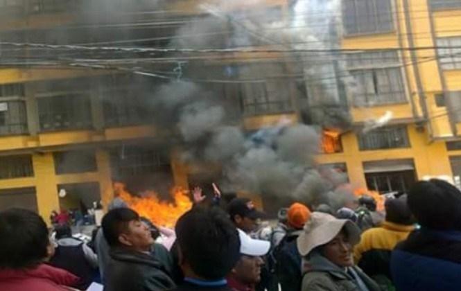 Transcurrieron 57 días de la tragedia de El Alto y el exviceministro Elío no fue convocado a declarar