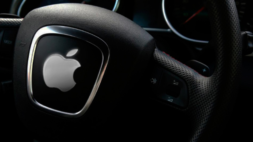 Concept Art Apple Car