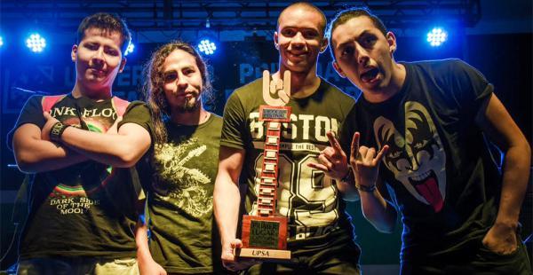 Black Wings (UCB) venció la batalla de bandas