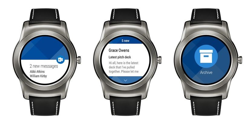 outlook-compatible-android-wear