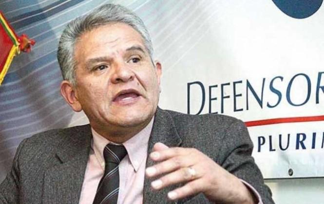 Defensor del Pueblo le recuerda al Legislativo que esa instancia es autónoma