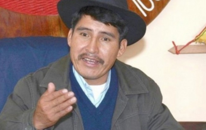 Fondo Indígena: pedirán cesación de detención de Damián Condori