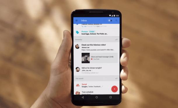 Ya es hora de que abandones Gmail y te mudes a Inbox