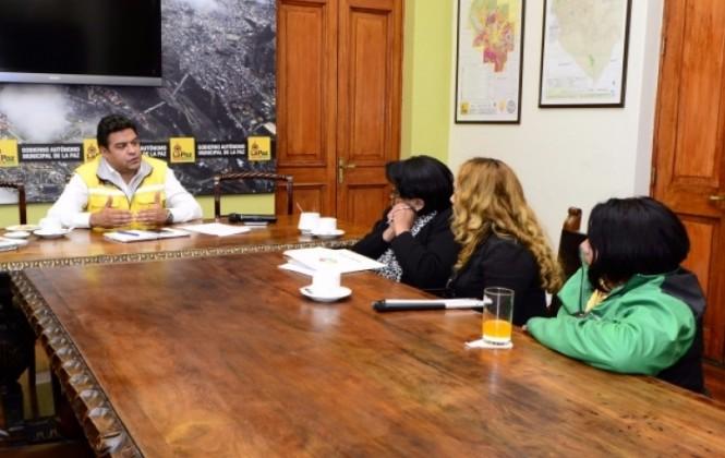 Alcaldía de La Paz alista ley a favor de las personas con discapacidad