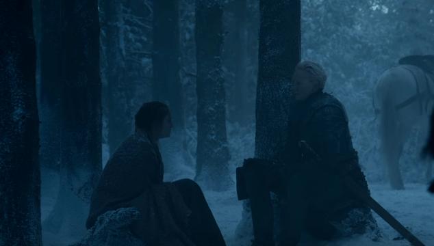 imagen Adelanto del segundo capítulo de la sexta temporada de 'Game of Thrones'