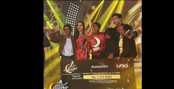 ganadores Bailando por un sueño