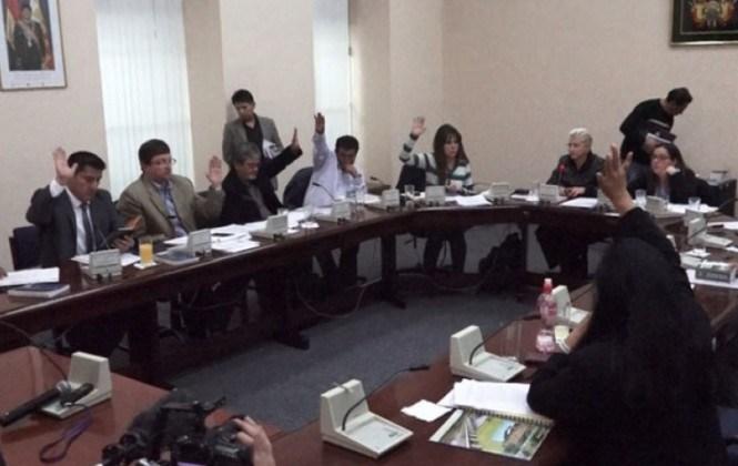 El MAS proyecta informe, pero no halla indicios de tráfico de influencias en contratos entre Estado y CAMC