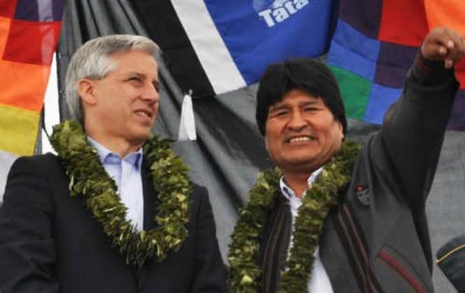 En el MAS dicen que Evo y Álvaro están empezando su carrera política con inocencia