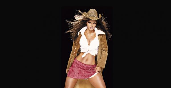 La cumbiera Ana Bárbara trae a bandido, loca, la trampa y me asusta, pero me gusta