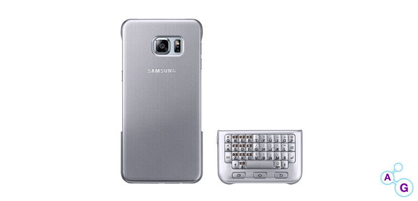 Funda Samsung Keyboard para Galaxy Note 6