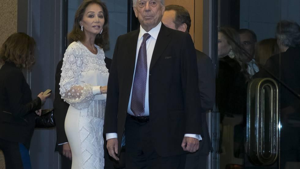 Vargas Llosa ya es un hombre divorciado