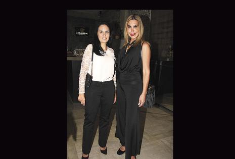 Ximena Zelada y Verónica Caballero