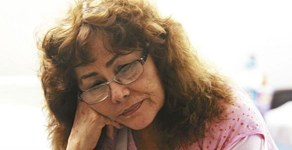 Beatriz Roca, internada en una clínica, habló con EL DEBER de su vida y de su lucha en busca de justicia