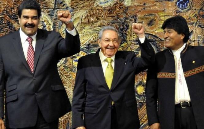 Evo anuncia viaje a Cuba y expresa su solidaridad con Venezuela