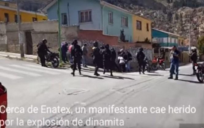 Gobierno recuerda que está vigente Ley que prohíbe uso de explosivos y que está por encima de un decreto