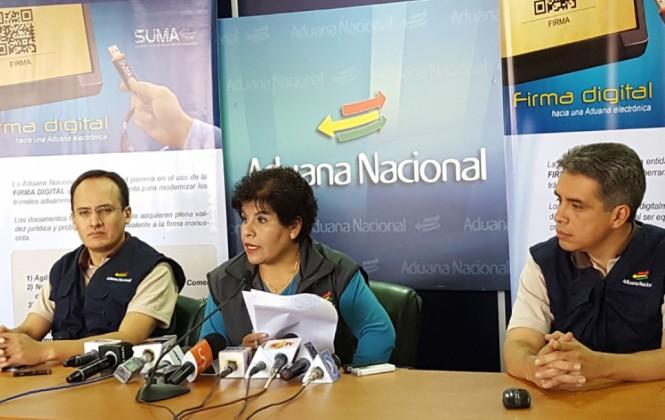 Aduana dice que Ademaf liderará lucha contra el contrabando en fronteras