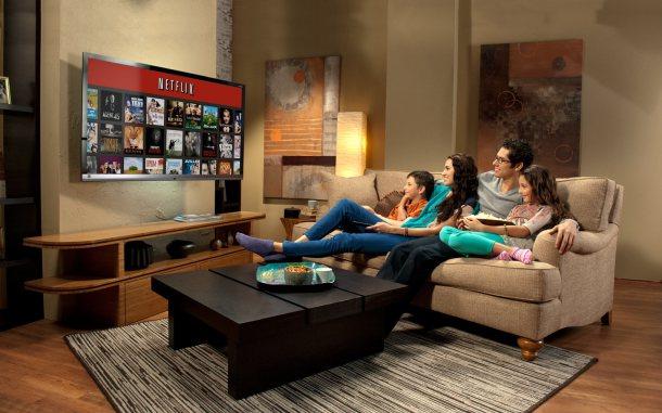 netflix y el futuro de la television