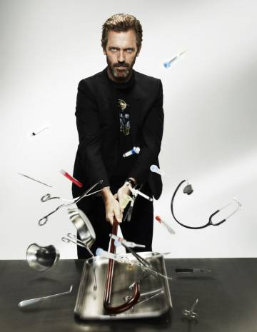 Dr. Gregory House.