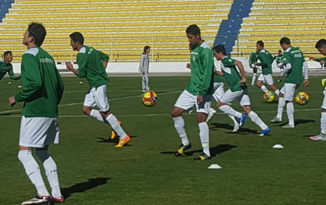 Optimismo y preocupación en el primer entrenamiento de la Verde con miras a la Copa América Centenario