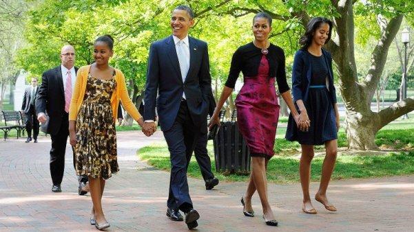 obama-familia