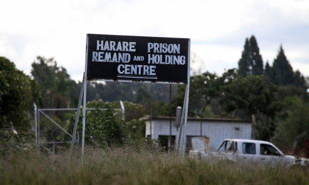 prision Zimbabue