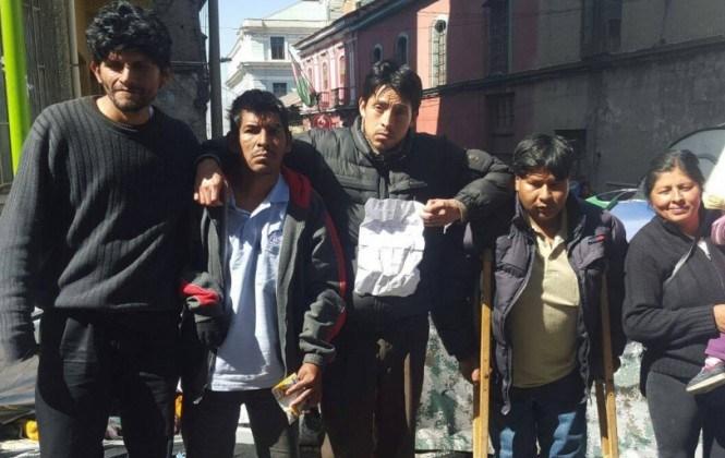Cuatro discapacitados salen por libertad pura y simple y dos cumplirán medidas sustitutivas