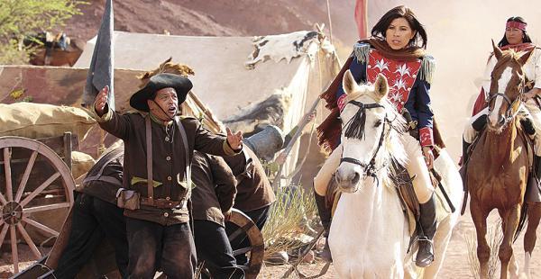 El realizador dijo que la película reivindica a la mujer boliviana e interpela a nuestra sociedad, poseedora de un fuerte componente machista
