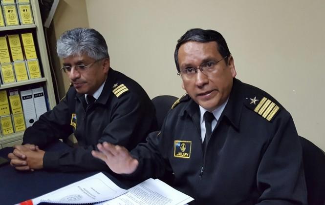 Cancelan la matrícula del buque que transportaba droga a EEUU con bandera boliviana