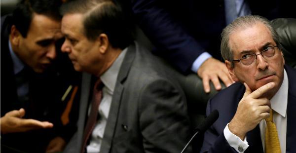 Cunha, el diputado que presentó la iniciativa del juicio político contra Rousseff