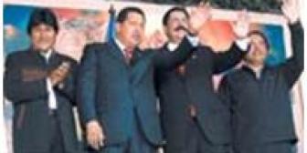 El MAS apurará la reelección de Evo