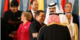 El Presidente seguirá la cruzada por la hoja de coca en Qatar