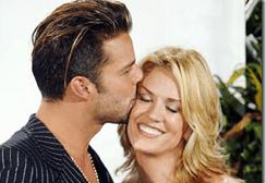 Las ex novias de Ricky apoyan su 'liberación'