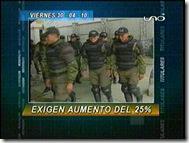 POLICIAspidenioncremntodel25%