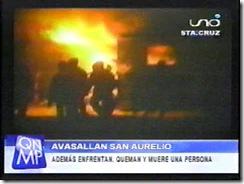 SANAURELIO-Fallecido