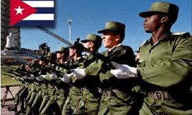 Militares cubanos controlan el Ejército venezolano
