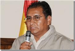 Gobernador de Oruro reconoce que Mina Huanuni causa contaminación ambiental