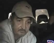 """Filman al """"Viejo"""" en Santa Cruz"""
