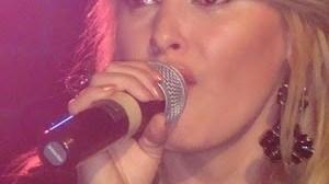 Cantante Claudia Montenegro de gira por México
