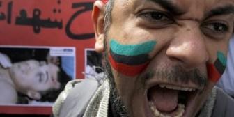 Rebeldes controlan todo el Este de Libia