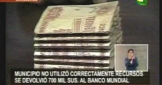 BCB retira Bs.150 millones semanales de circulante para frenar inflación