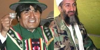 Evo y Bin Laden
